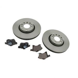 Garniture zavor (diski in ploščice)