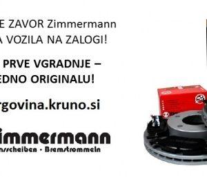 Zavore ZIMMERMANN